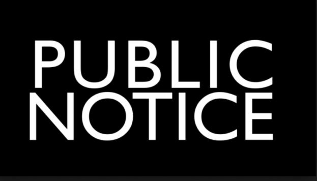 Public Notice: Travelers Rest City Council to hold budget hearing on June 18, 2020
