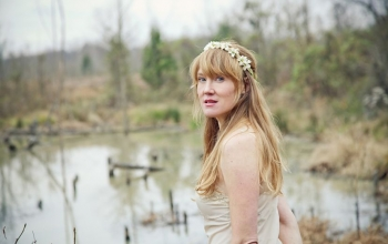 Angela Easterling kicks off Paris Mountain's eco-friendly Music in the Woods series on Saturday