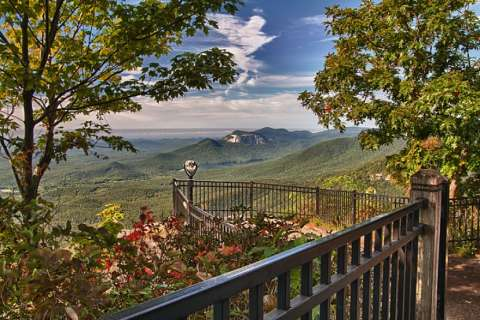 Northern Greenville County's must-see mountain views