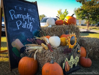 Travelers Rest Harvest Market & Bluegrass Festival underway through October
