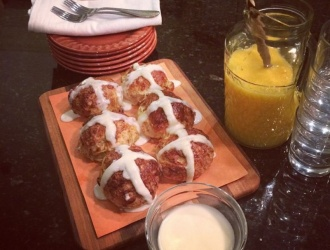 Gap Creek Gourmet: Candy, eggs and hot cross buns