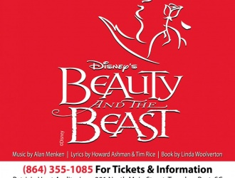 Travelers Rest HS Fine Arts Dept. to present Disney's 'Beauty and the Beast'