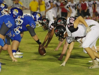 Devildogs fall to Blue Ridge