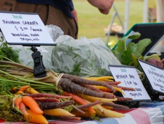 Food & Garden: Farmers markets, home gardening keys to best nutrition and healthy lifestyle