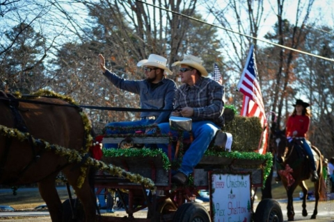 Registration open for Slater-Marietta Christmas Parade