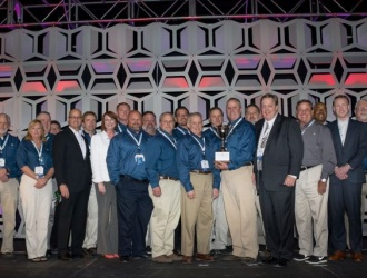 T&S Brass receives top SC manufacturing award