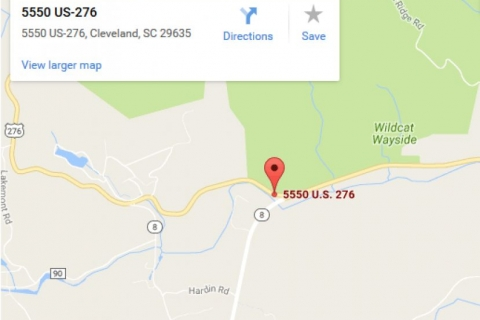 Man dies following crash in northern Greenville County