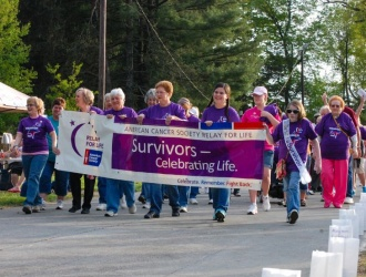 04/21/17 (Friday) - Trailblazer Park: 15th annual Travelers Rest Relay For Life (6pm - midnight)