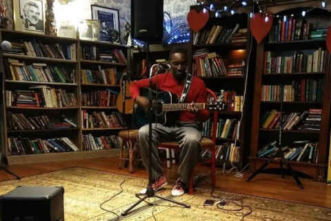 01/23/18 (Tuesday) - My Sisters Store: Open Mic on the Trail