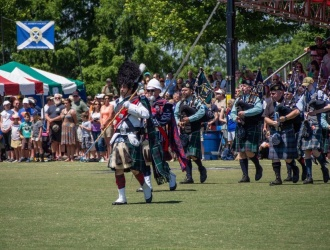 Saturday: Scottish Games at Furman set to be biggest ever