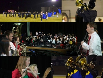 Travelers Rest HS band recognized with Outstanding Performance Award