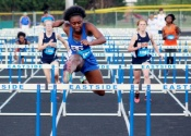 Track and field athletes qualify for state