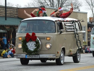 12/10/16 (Saturday): Travelers Rest Christmas Parade (10 a.m.)