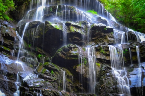 Waterfall Hike (with video): Oconee County's Yellow Branch Falls