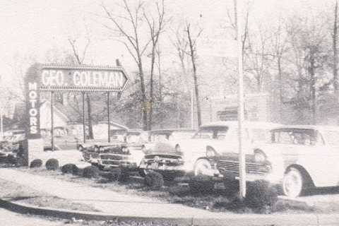 Photos: Scene Around Travelers Rest, circa 1957-59