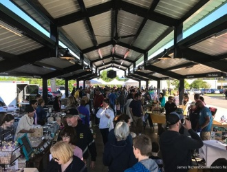 08/26/17 (Saturday) - Farmers Market: Travelers Rest Farmers Market at Trailblazer Park