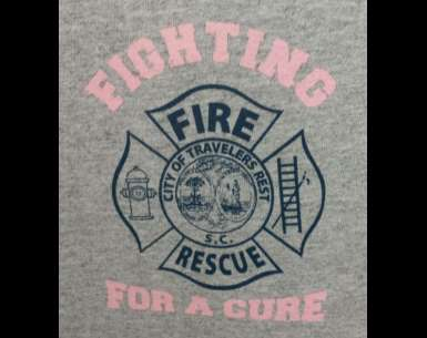 TRFD 'Fighting for a Cure' t-shirt sales to raise money for Relay For Life team