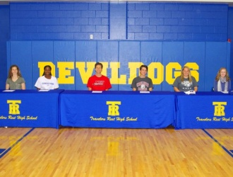 Photos: Devildogs sign letters of intent