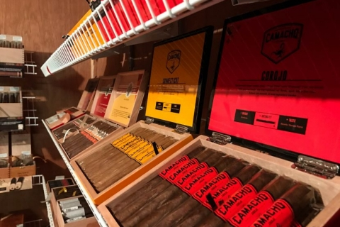 New cigar shop opens on Main Street in Travelers Rest