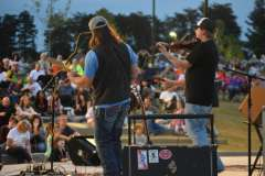 Photos: The Piedmont Boys close 2014 Music in the Park series