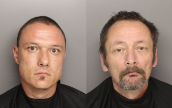 Two men charged with recent ATM thefts