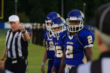 TRHS homecoming game, ceremony moved to Thursday night