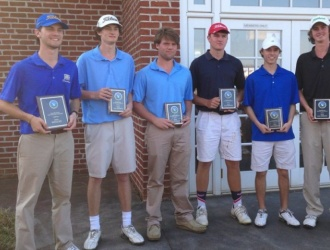 Travelers Rest's Cole Patterson wins Greenville County golf title