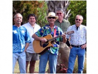 05/06/17 (Saturday) - Trailblazer Park: Capt. Cook & the Coconutz (6 pm)
