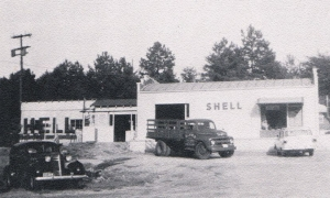 Photos: Travelers Rest service stations, circa 1957-59