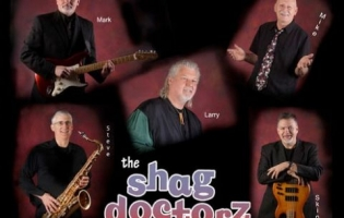 Trailblazer Park music series kicks back up Saturday with the Shag Doctorz