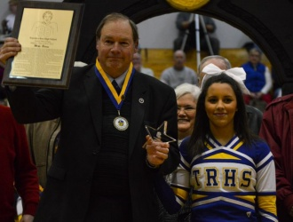 Photos: Travelers Rest High School Athletic Hall of Fame Induction Ceremony