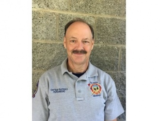 Russell Rafferty joins Glassy Mountain Fire Department