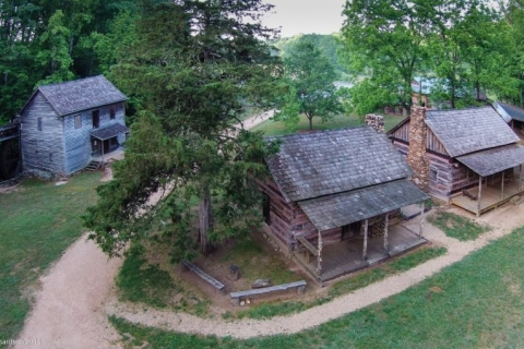 Hagood Mill offers history, folklife, music & more