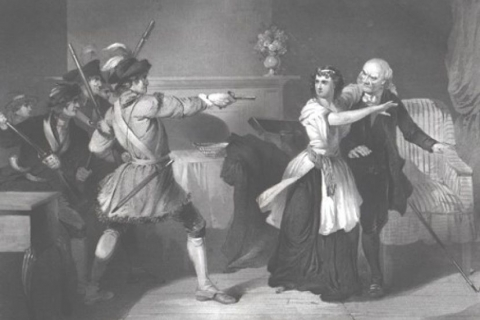 Travelers Rest History: The story of 'Dicey' Langston, Revolutionary War heroine