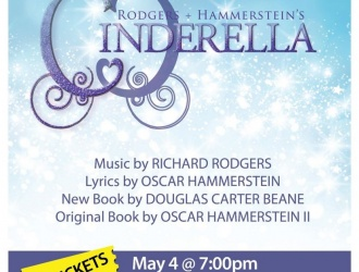 05/04/17 (Thursday) - Travelers Rest High School: D2 Stageworks presents Cinderella