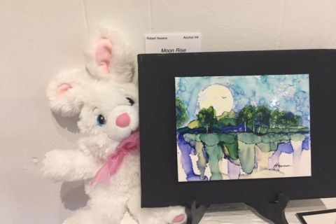 Local gallery hosts citywide scavenger hunt