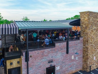 08/19/17 (Saturday) - Whistle Stop at the American Cafe: Live Music on the Roof w/ Jef Chandler
