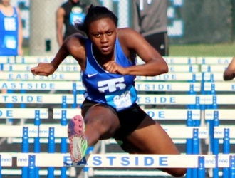 White-Kennedy wins state hurdles championship
