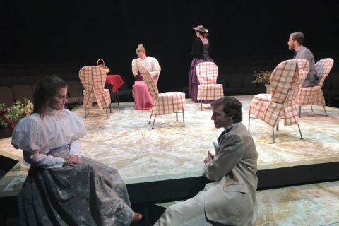 NGU kicks off 2017-18 theater season with 'Importance of Being Earnest'