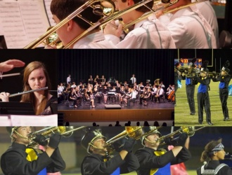 Travelers Rest band earns 6th consecutive Outstanding Performance Award