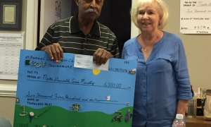 49th annual Clyde Carr Charity Golf Tournament raises $6500 for local nonprofit