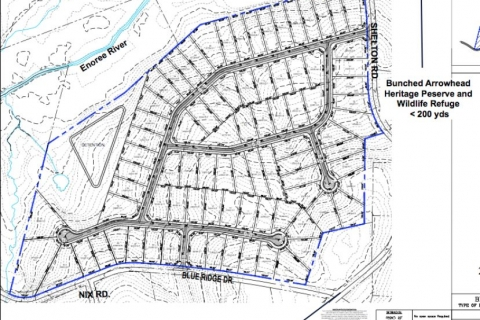 Update: Developer withdraws preliminary plans for Travelers Rest subdivision