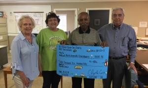 50th annual Clyde Carr Charity Golf Tournament raises $8650 for local nonprofit