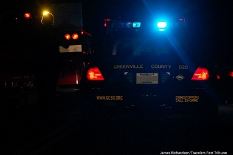 Greenville County deputy injured in Poinsett Highway crash