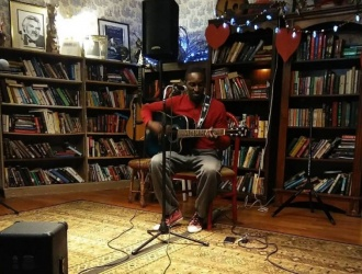 11/28/17 (Tuesday) - My Sisters Store: Open Mic on the Trail