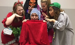 D2 Stageworks to present 'A Seussified Christmas Carol'