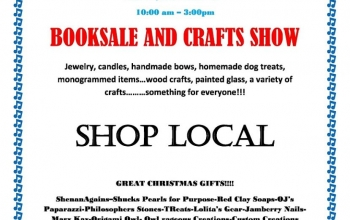 Today: Band boosters to host holiday fair fundraiser