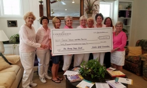 Ladies Golf Benefit raises more than $40K for Cancer Society of Greenville County