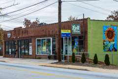 Scene Around Town: The Lell Building