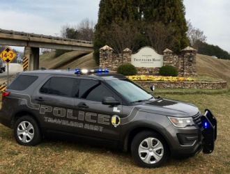 Travelers Rest Police Dept. Crime Report
